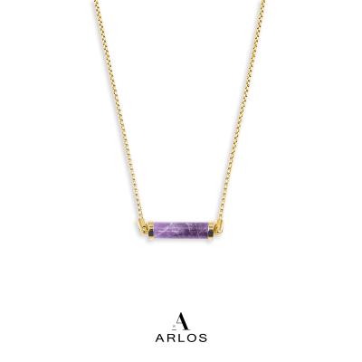 紫水晶CC頸鏈