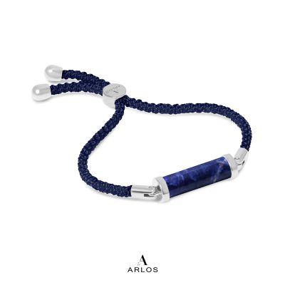 藍紋石CC編織手繩